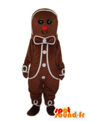 costume gingerbread man man costume