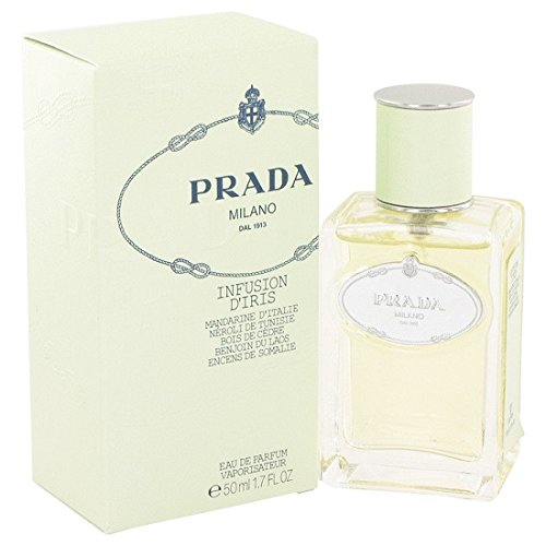 PRADA INFUSION D'HOMME by Prada EDT SPRAY 1.7 OZ (Edt Infusion Dhomme Prada)