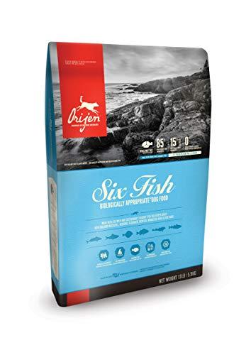 ORIJEN Dry Dog Food, Six Fish, Biologically Appropriate Grain Free