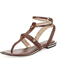 600be99811b7 Buy brown michael kors sandals   OFF62% Discounted