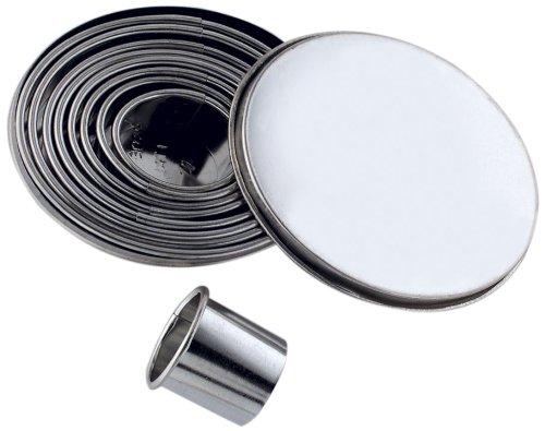 Plain Oval Cutter - 9