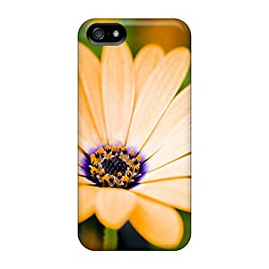 Orange Flower Durable cell phone shells style cases Iphone5 iphone 5s iphone 5