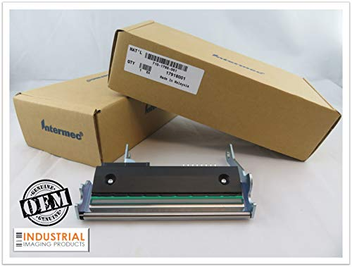 Intermec PM43, 300 dpi, OEM Printhead, Part # 710-179S-001