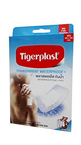 2-packs-of-tigerplast-transparent-waterproof-waterproof-film-pad-transparent-film-absorbent-pad-non-