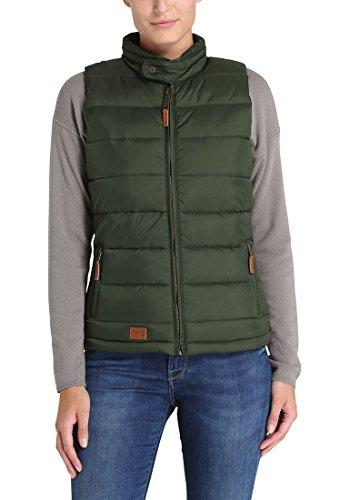 Col 77019 Droit Bag pour Manches Duffle Green sans Blend Gilet Femme She avec Veste Doudoune Camilla CxqRgnvwPZ