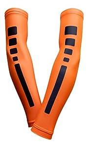 PAIR - Sports Farm - Compression Elbow Arm Sleeves