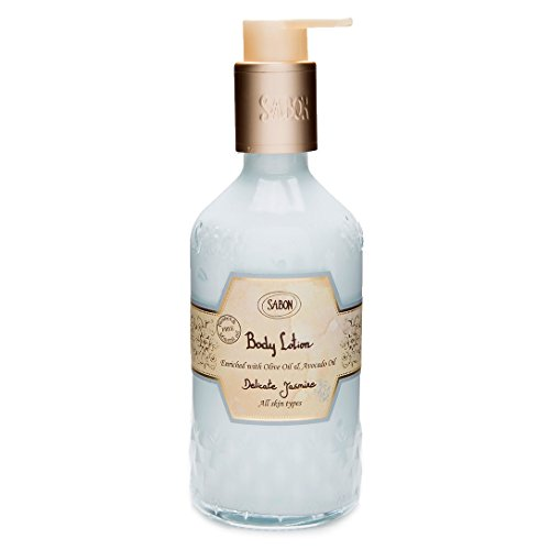 SABON Body Lotion, Delicate Jasmine, 7 fl. oz.