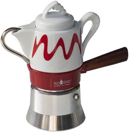 Top Moka - Juego de taza para cafetera (1 unidad): Amazon.es: Hogar