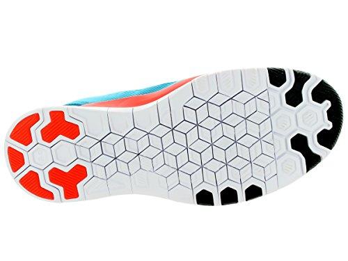 Blue Crmsn Lagoon Zapatillas Free Tr brght cp 0 blk 5 Fit 5 Mujer Nike 1xF8wqpp
