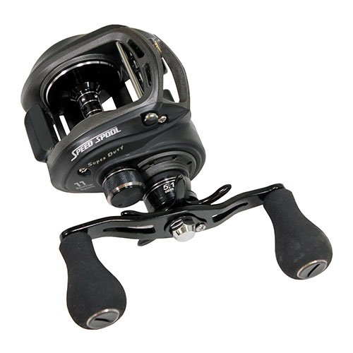 From usa lews fishing super duty wide speed spool for Lews fishing apparel