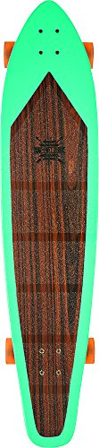 Globe Byron Bay Complete Skateboard, Rosewood, 43