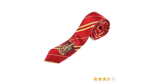 Corbata de la casa Gryffindor de Hogwarts, Harry Potter, disfraz ...