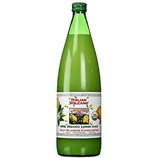 Volcano Juice Lemon Org 33.8 oz (pack of 3)