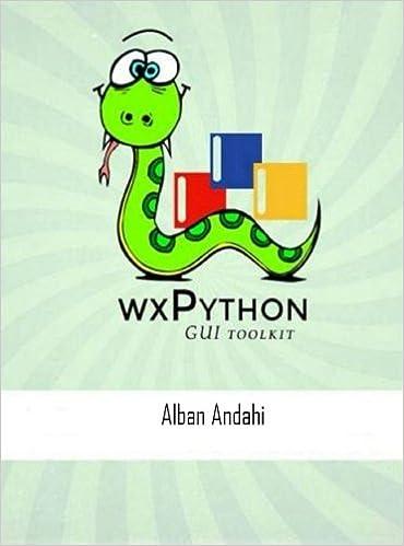 wxPython: GUI Toolkit: Alban Andahi: 9781985743533: Books - Amazon ca