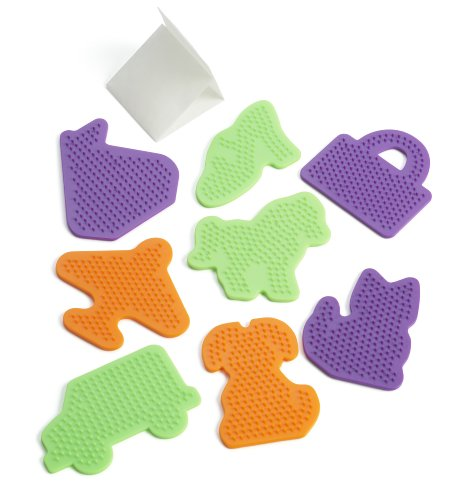 Perler Beads Novelty Pegboards 22643