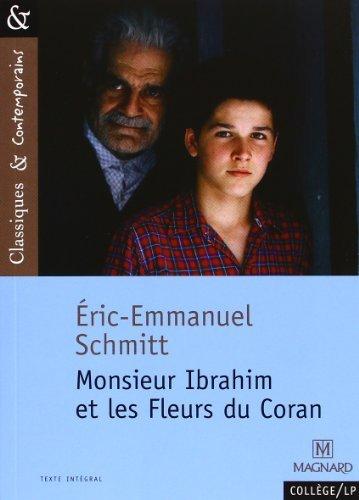 Monsieur Ibrahim Et Les Fleurs Du Coran [Pdf/ePub] eBook