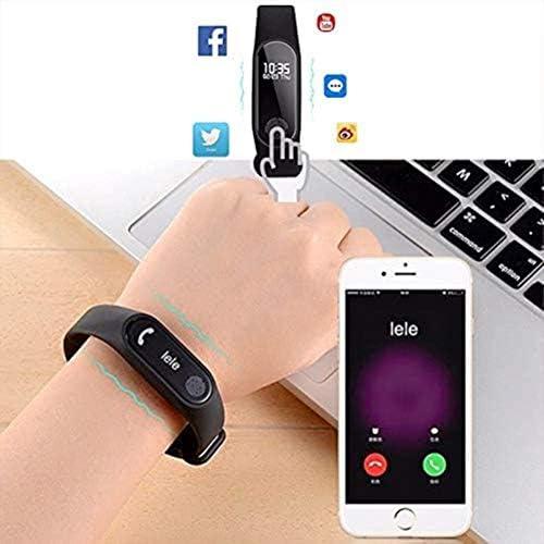 Sport Orologio da polso Signore Gents Fitness Tracker elettronico intelligente Clock Viola,viola