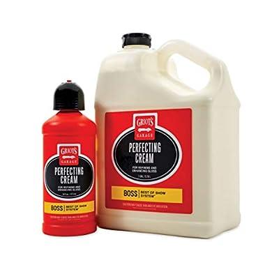 Griot's Garage B130G BOSS Perfecting Cream Gallon, 128. Fluid_Ounces: Automotive
