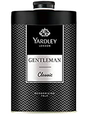 Yardley London Gentleman Deodorizing Talc Talcum Powder For Men 100Gm