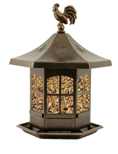 Perky-Pet Cupola Wild Bird Feeder -H04 by Perky-Pet