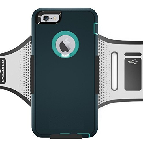 """Encased Armband for Otterbox Defender Series - iPhone 6 Plus 5.5"""" [case not included]"""