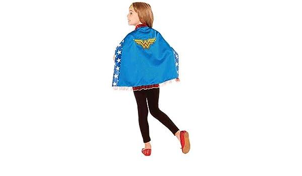 Generique - Capa Wonder Woman niña: Amazon.es: Juguetes y juegos