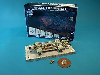 """Sixteen12 Space 1999 12/"""" Eagle /' Breakaway Part 2 /' New Die-cast Model 1 of 1000"""