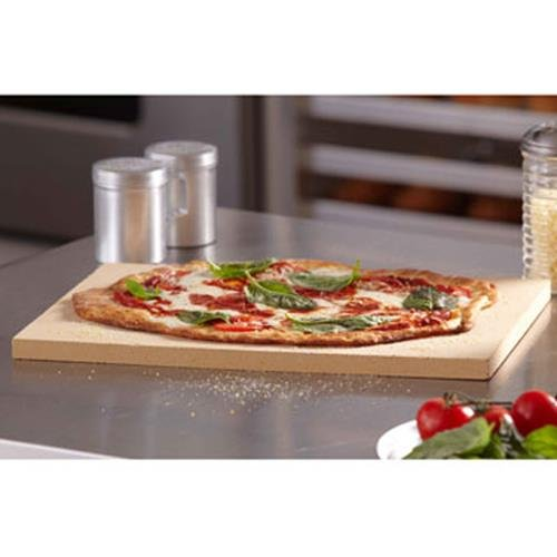 American Metalcraft PS1116 Deluxe Pizza Stone, 16-Inches Long