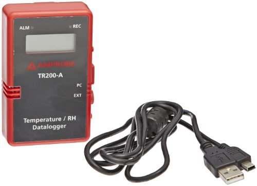 Iaq Meter - Amprobe TR200-A Temperature and Relative Humidity Data Logger