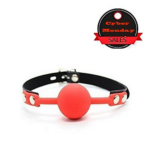 Gag - Soft Silicone Ball Gag - The Beginner Gifts