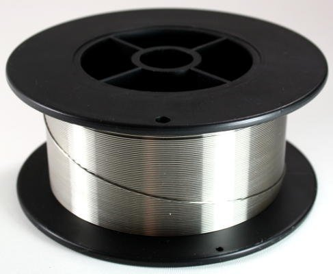 Edelstahl Schweißdraht 0,8mm 1,0kg MIG 308 für V2A