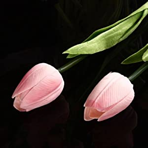 Gaomall - Wholesale Tulip Flower Latex Real Touch For Wedding Bouquet Birthday Party Room Decoration Best Quality Tulip Flower 4