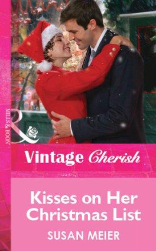 Amazon com: Kisses on Her Christmas List (Mills & Boon