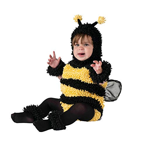 Noah's Ark Collection - Unisex Infant Bumblebee Halloween Costume (12-18 Months)