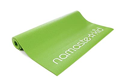 "Kids Yoga Mat - 3mm - Eco-friendly - 24"" X 48"" - PER"