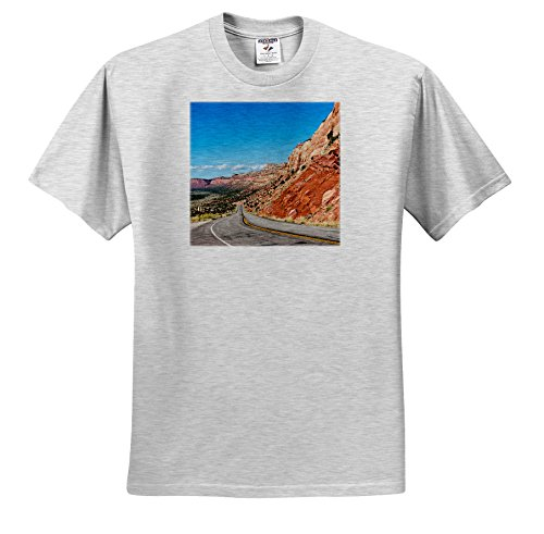Danita Delimont - Roads - Utah, Comb Ridge, Eighty Mile Long monocline From Along US Highway 163 - T-Shirts - Toddler Birch-Gray-T-Shirt (2T) - Us 31 Highway