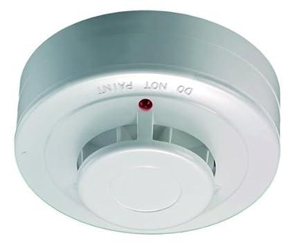 Abus RM1000 Optismoke - Detector de humo (óptico) [Importado de Alemania]
