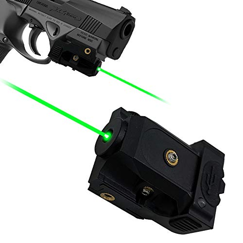 Lasercross Green Laser,Pistol Laser Sight Green Dot Tactical Sight Adjustable Low Profile Picatinny Rail Laser Pointer with Rechargeable Battery for Pistols  Handguns reviews