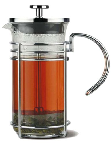 GROSCHE Madrid French Press Coffee Maker, Tea Press & Coffee Press 3 cup / 350ml, 11.8 oz