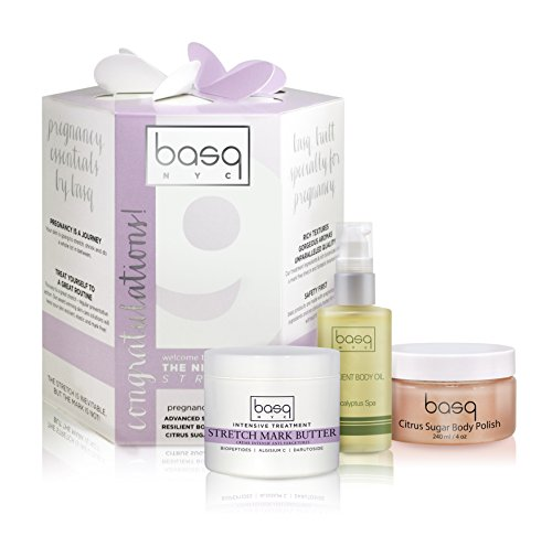 basq 9-Month Stretch Essentials Kit by Basq