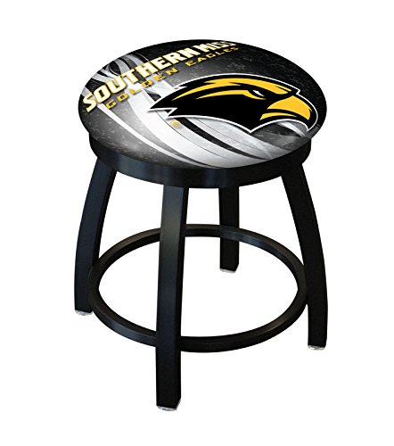Holland Bar Stool Officially Licensed L8B2B University of Southern Mississippi Swivel Stool, 18