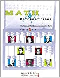 Math and Mathematicians, Leonard C. Bruno, 0787638129