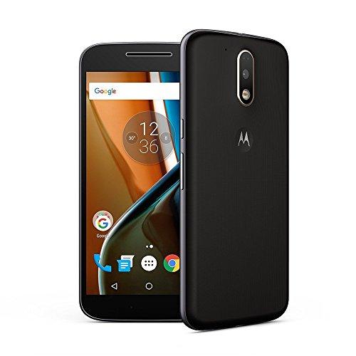 Motorola Moto G4 XT1621 5.5'' 16GB 2GB RAM 4G LTE DUAL SIM GSM Factory Unlocked (International Version) by Motorola (Image #4)