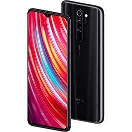 Xiaomi Redmi Note 8 Pro 128GB Hybrid Dual-SIM GSM Unlocked Phone – Dark Grey