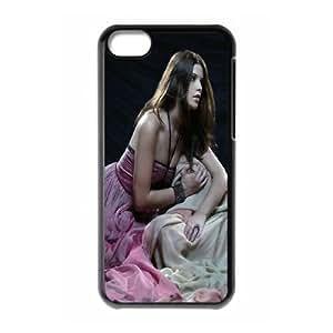 iPhone 5c Cell Phone Case Black Ashley Green SLI_753498
