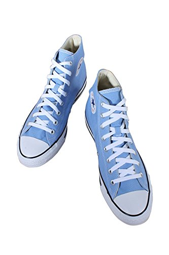 Chuck Taylor High Converse Uppers All Color Pioneer Blue and Star Style Durable Classic Sneakers Canvas Casual in and Top Unisex 5r5qXwpE