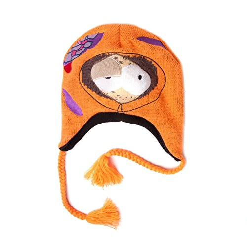 South Park Kenny Official New Orange Beanie Hat