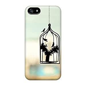 Tpu Case For Iphone 5/5s With MQaFGAI3734nnLOt AMGake Design