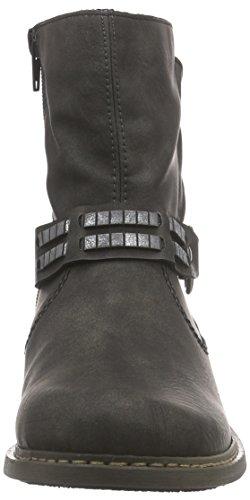 RiekerZ4178 - botas Mujer Gris - Grau (basalt/argento / 45)