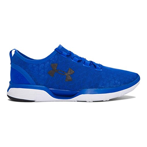 Underarmour UA Charged MailOrderMusic Witch Run – Ultra Blue, White, Tamaño #: 10.5